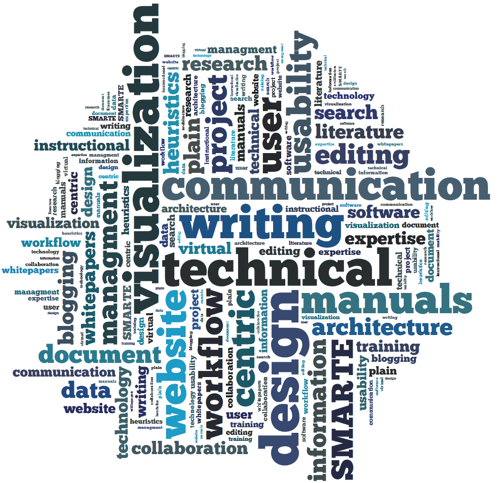 Technical writing help programs bc